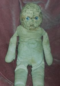 antique doll repair