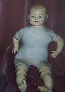 vintage doll repairs
