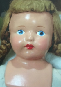 Porcelain doll repairs