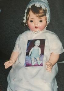 Doll Restored in Petaluma CA