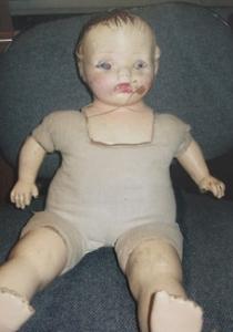 Antique Doll Restoration